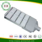 Waterproof IP66 Dimmable Outdoor LED Street Lighting with 5 Years Warranty