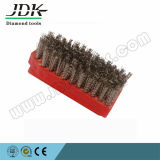 Steel Fickert Brush Abrasive for Granite