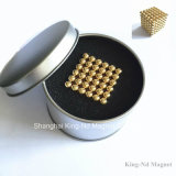 Permanent NdFeB Sphere Magnets for Magnetic Toy Like Buckyball (D5mm)