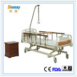 China Wholesale Electric Hospital Bed with Three Functions