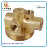 China Brass Sand Casting Foundry