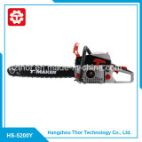 52cc Low Price Chinese Chainsaw with Pistons