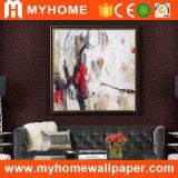 Interior Design Beautiful Decorative PVC Wall Paper (YS-161005)