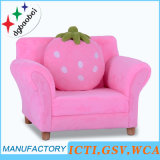 Sweet Strawberry Baby Furniture with Throw Pillow (SXBB-303)