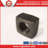 High Strength DIN 557 Carbon Steel Square Nut
