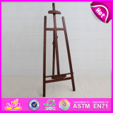 Wholesale Portable Pine Wood Drawing Easel Stand Wooden Easel for Artist W12b080