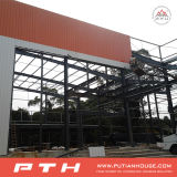 Low Price Steel Structure for Warehouse/Factory/Garage/Distribution Center
