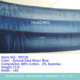 Heavy Fashionable Girls′ Denim Jeans Garment Fabric Manufacturer (R5125)