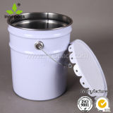 5 Gal Bucket Metal Drum for Paint and Lubricating Oil