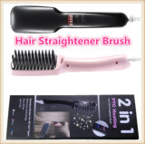New Ionic Hair Straightener Comb