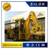 Silon Brand Front Loader Shovel with Hydraulic Breaker (WZ30-25)