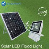 20W Solar Garden LED Lighting Flood Light with Solar Panel