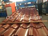 Color Steel Roof Panel/Prepainted Color Roof Sheet
