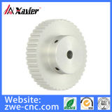 Custom Aluminum Timing Pulley Machining