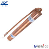 Dk-AG Corrosion Resistant Electrolytic Grounding Electrode Pure Fine Copper