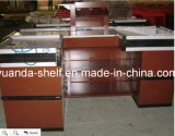 Checkout Counters for Sale Made in Stainless Steel for Supermarket