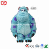 Monsters University Sulley The Science Plush Fluffy Fashion Soft Toy