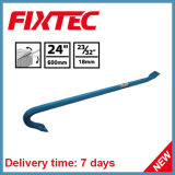 "Fixtec Handtool Carbon Steel 24"" Wrecking Bar Pry Bar"