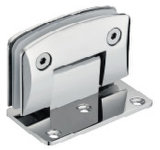 Seasang Hardware Glass to Wall Stainless Steel Fitting Skh027