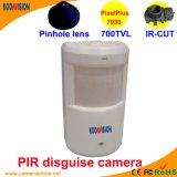 CMOS 700tvl Miniature PIR Disguised CCTV Camera