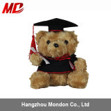 Custom and Cheap Graduation Bear with Glass
