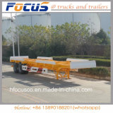3/2 Axlesr 40FT 45FT Bomb Cart/ Terminal Trailer for Port Container Handler Use