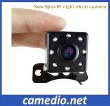 2016 New Hot Selling 8 LED Night Vision Car Rear View Camera CCD Optional