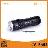 Alibaba Wholesale Aluminum Waterproof 10W LED Flashlight Torch