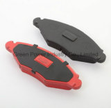 FF Grade Super Performance Brake Pad with Nao Material