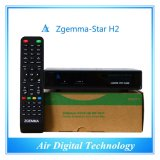 Factory Wholesale Product with CE Zgemma Star H2 Combo DVB S2 + DVB T2