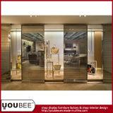 High End Ladies Garment/Handbag/Shoes Shopfitting, Store Display, Retail Display