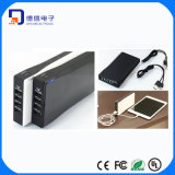 Four USB Port Portable Power Bank 15000mAh (LC-AC003-C)