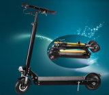 Hotsale Fashionable 8 Inch Electric Kick Scooter with LED Headlight
