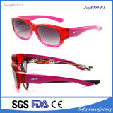 Polarized Sunglasses Red Frame Wholesale Promotion Fit Over Sunglasses