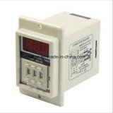 AC/DC 36V 2 No 2 Nc Dpdt 0.1-9.99 Second 9.99s Time Delay Relay Timer Asy-3D