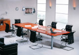 Luxury Conference Table High Top Meeting Table Design (SZ-MT084)