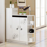 Modern Three Layers Shoes Cabinet Home Living Room Furniture (FS-S004)