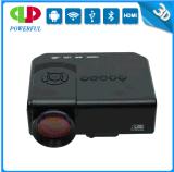 Cheapest 3D 1080P 2000 Lumens Mini Portable Phone LED Digital Projector