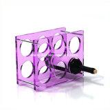 Acrylic Wine Storage Shelves