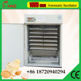 1000 Eggs Full Automatic Chicken Egg Incubator Machine for Sale