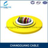 Gjfdv Indoor Fiber Optic Cable Single/Multi Mode Ribbon Optical Fiber Cable Indoor Ribbon Fiber Cable Price Per Meter