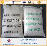 Concrete Additives Set Retarder Sodium Gluconate 98%