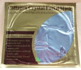 Transparent Crystal Collagen Mask Moisturizing Antioxidant