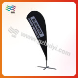 High Quality Wholesale Advertising Beach Flag (HY-AF567)