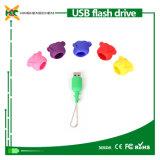 Rose Flower Shape U Disk USB Flash Pen Drive