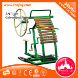 Waist Exercise Outdoor Galvanized Steel Outdoor Fitness Equipment