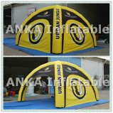 Popular Portable Customized Printed Inflatable 4 Legs Tent for Sale