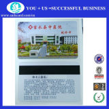 E Bank Membership Card with Magnetic Stripe or IC Chip