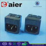 15 AMP AC Power Single Socket with Fuse