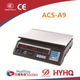 Acs Series Plastic Price Computing Weighing Scale